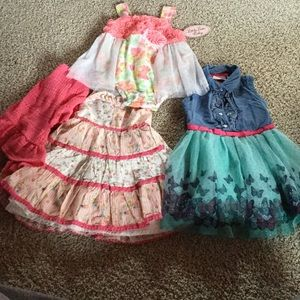 Little Lass outfits 12 month